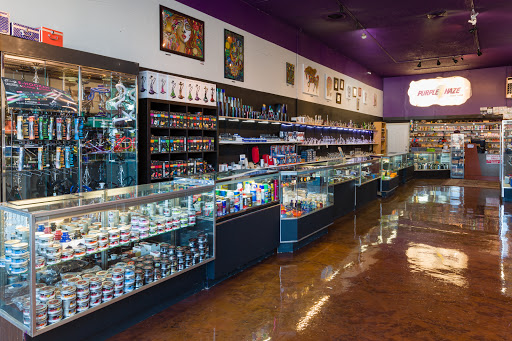 Tobacco Shop «Purple Haze», reviews and photos, 2017 E Colfax Ave, Denver, CO 80206, USA