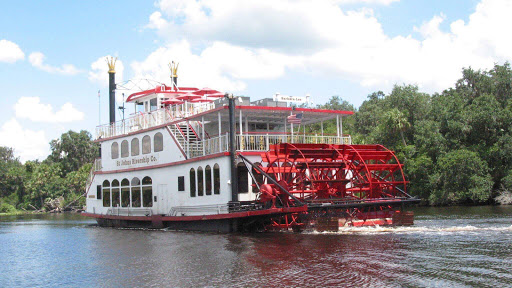 Cruise Agency «St Johns Rivership Co», reviews and photos, 433 N Palmetto Ave, Sanford,