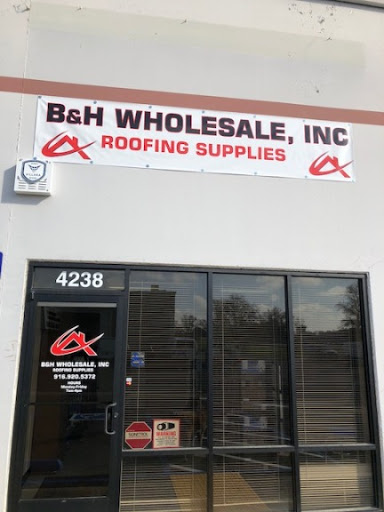 Roof Line Supply & Delivery in Sacramento, California