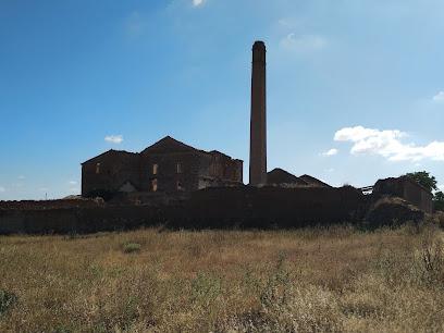 Antigua fábrica de aceites y jabones.