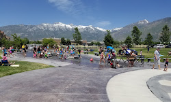 Town Center Splash Pad