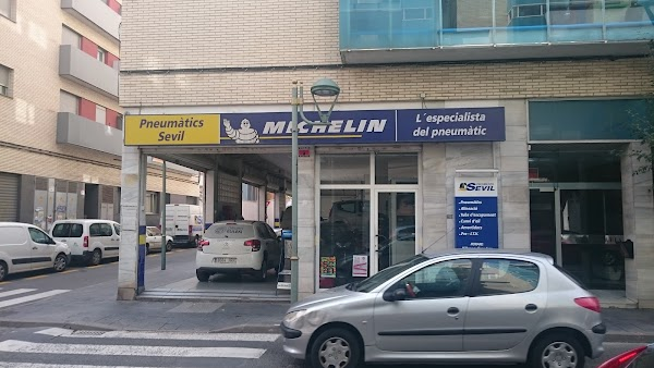 Pneumtics Sevil Michelin
