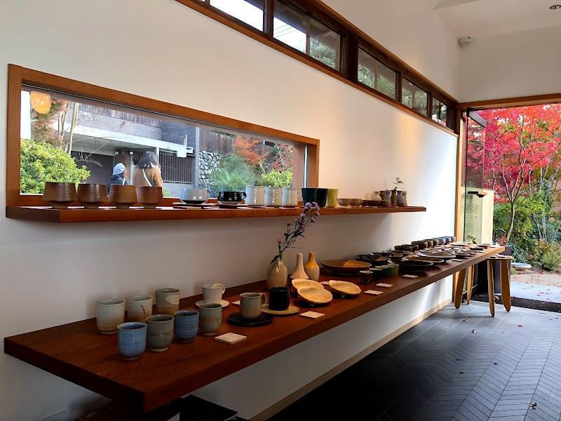 朝日焼 shop & gallery