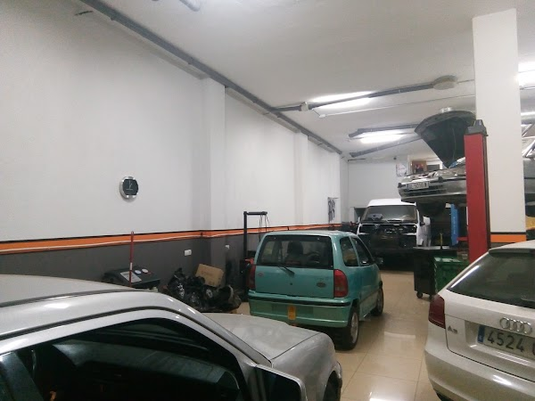 AutoDiagcar Electromecánica taller