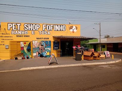 PET SHOP FOFINHO BANHO E TOSA