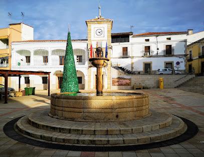 City Hall Logrosán