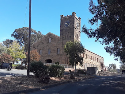 Benicia City Clocktower