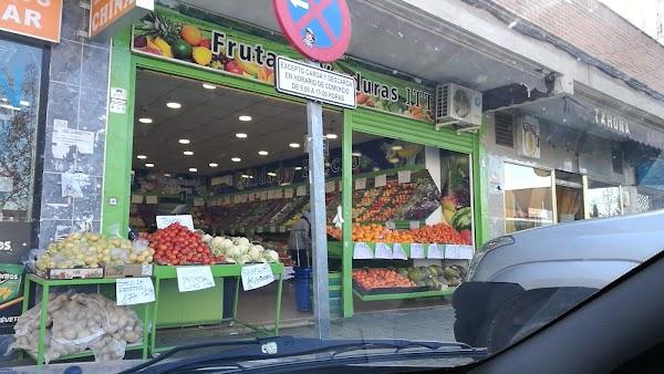 Frutas y Verduras ITT