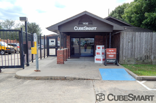 CubeSmart Self Storage, 1450 Hwy 6, Sugar Land, TX 77478, Self-Storage Facility