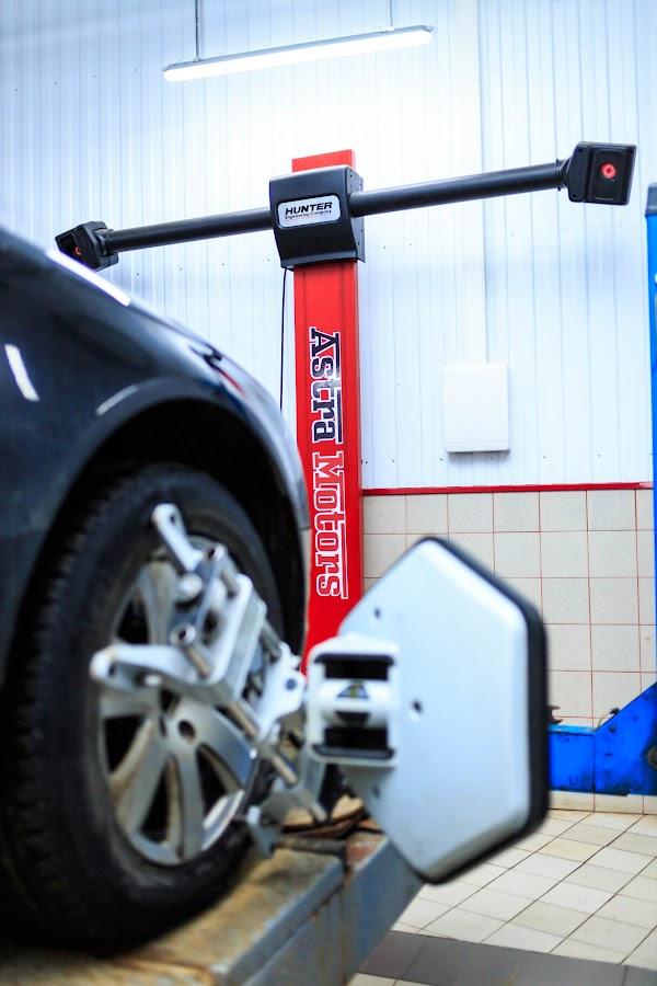 Ремонт и обслуживание автомобилей «АСТРА МОТОРС, автотехцентр» в городе Ивантеевка, фотографии