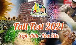Sweet Eats Fruit Farm | Adventure Farm & Petting Zoo | Corn Maze & Pumpkin Patch | Santa & Live Reindeer | Sunflower Festival | Easter Egg Hunts