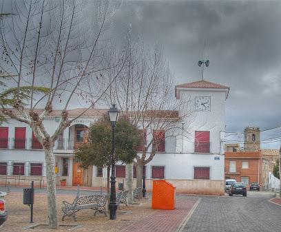 Ayuntamiento de Palomares del Campo