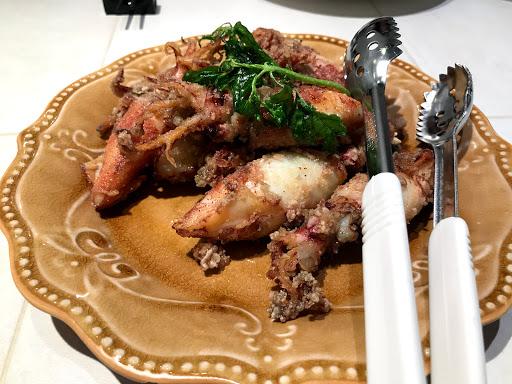 長堤-荇菜廚房/冬季野生烏魚子