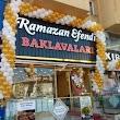 Ramazan Efendi̇ Baklavalari