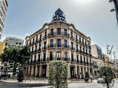 Edificio De Las Mariposas