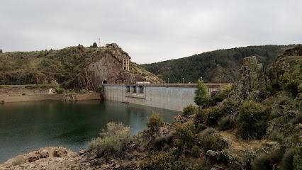Dam of El Vado