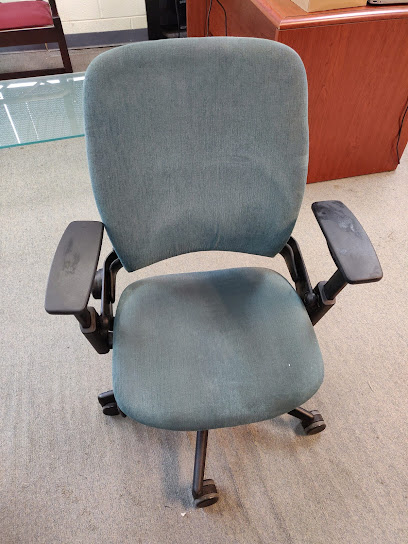 Used office furniture store Gerstel Office Furniture Inc