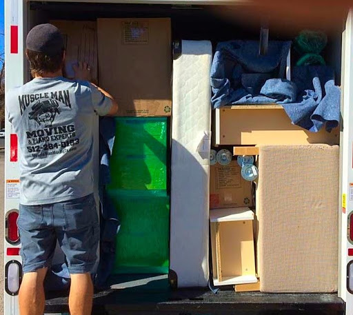 Piano Moving Service «Muscle Man Moving & Piano Experts», reviews and photos