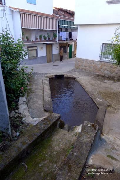 Lavadero público La Charca