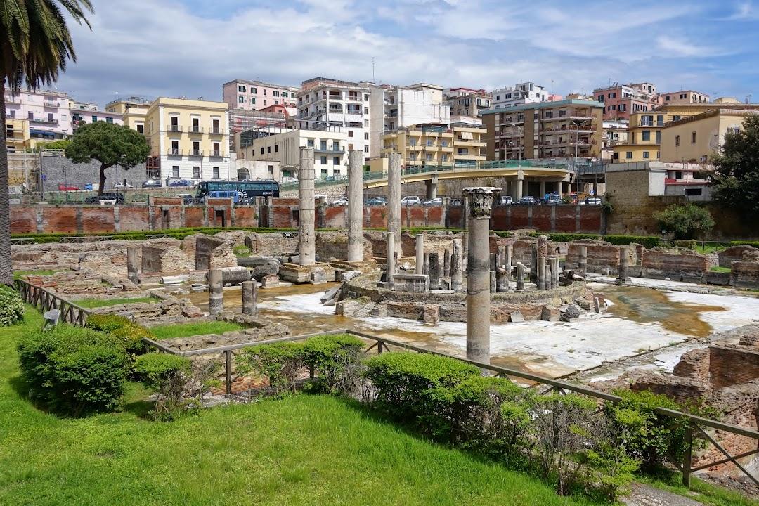 Macellum Tempio di Serapide