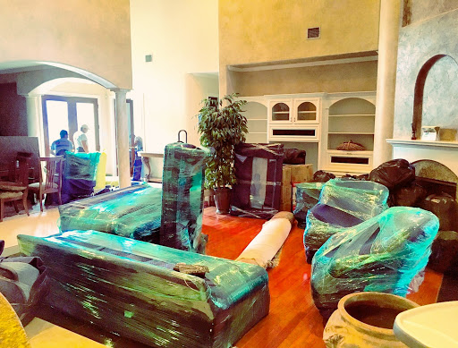 Mover «Houston Good Movers - Packing & Relocation», reviews and photos