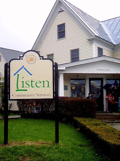 Thrift Store «LISTEN Thrift Store, Program and Administrative Offices, Lebanon, NH», reviews and photos, 60 Hanover St, Lebanon, NH 03766, USA
