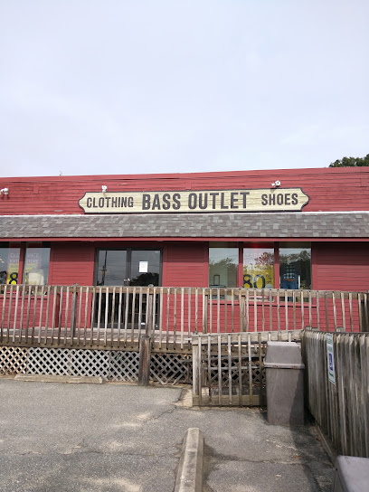 Shoe store Bass Factory Outlet