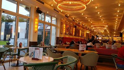 Extrablatt am baldeneysee cafe So. 11.08.