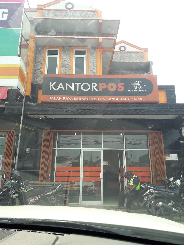 Kantor Pos Cikupa Jaya Di Kota Tangerang