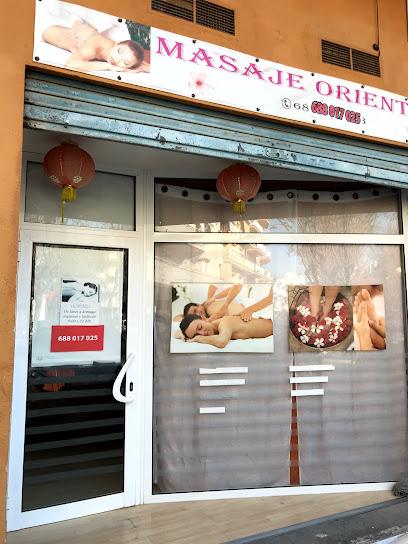 imagen de masajista Orient