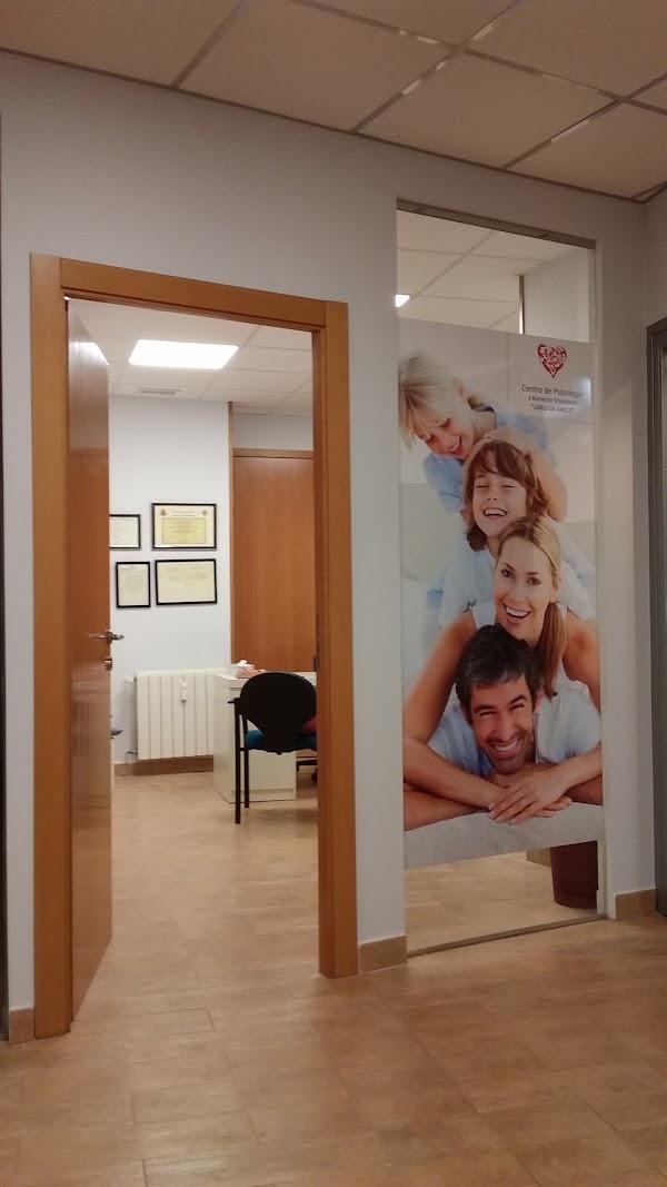 Centro de Psicologia y Bienestar Emocional