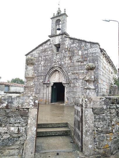 Iglesia de Santa María de Leboreiro