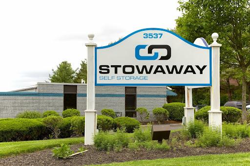 Self-Storage Facility «Stowaway Self Storage - Phillipsburg», reviews and photos, 1095 US-22, Phillipsburg, NJ 08865, USA