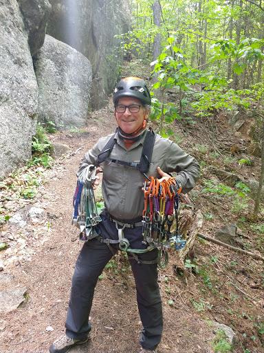 Escalade Roc et Glace escalade | climbing à La Conception (Quebec) | CanaGuide
