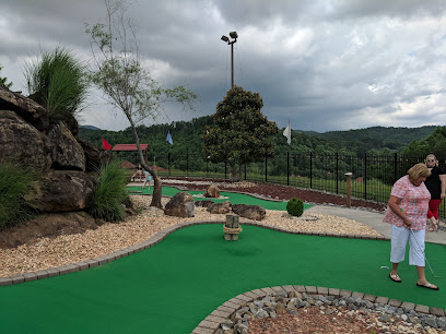 Bavarian Mountain Miniature Golf