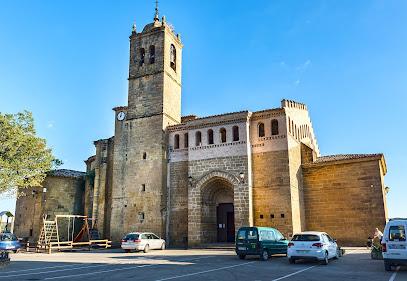 Iglesia De San Salvador Murillo De Gallego