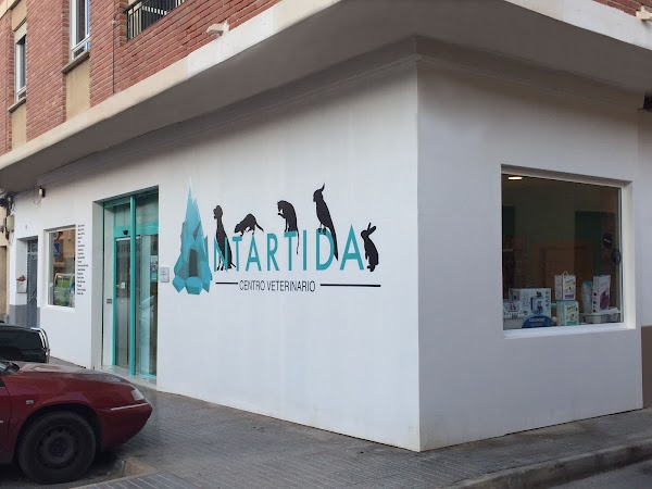 Centro Veterinario Antartida