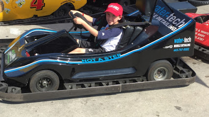 The Go-Kart Track