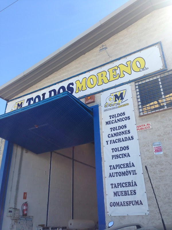 Toldos Moreno