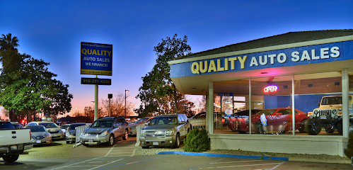 Used car dealer Quality Auto Sales