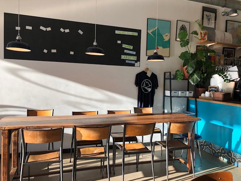 photo du resaurant Öst Café