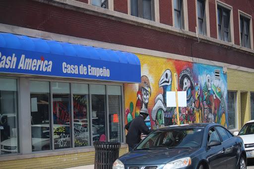 Cash America Pawn, 4835 S Ashland Ave, Chicago, IL 60609, Check Cashing Service