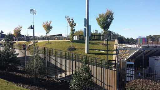 Stadium «Fifth Third Bank Stadium», reviews and photos, 3200 George Busbee Pkwy NW, Kennesaw, GA 30144, USA