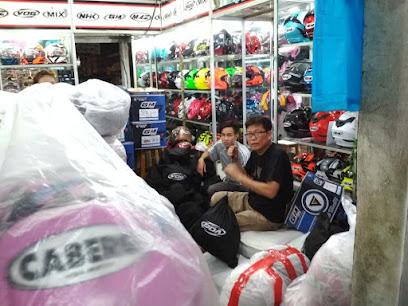 Segitiga Helm agen helm Lampung - Jl. Bhakti Utama, Bandar Lampung
