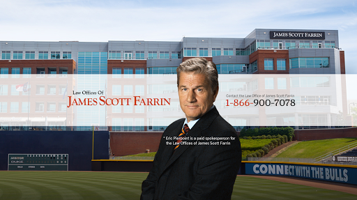 Personal Injury Attorney «Law Offices of James Scott Farrin», reviews and photos