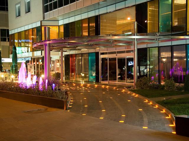 Ci̇ty Hotel Ankara