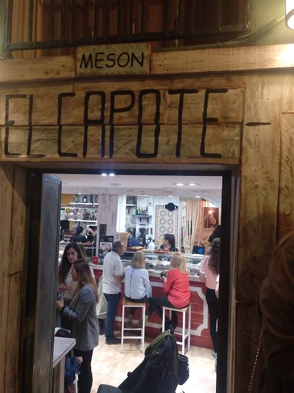 Bar Restaurant El Capote