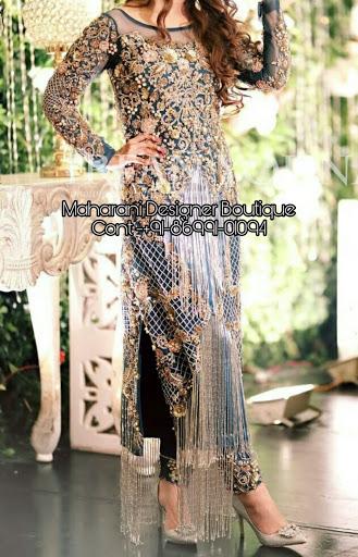 MAHARANI DESIGNER BOUTIQUE || Punjabi Designer Boutiques in