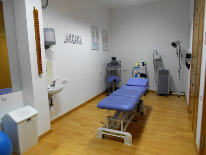 imagen de masajista Pasos Fisioterapia