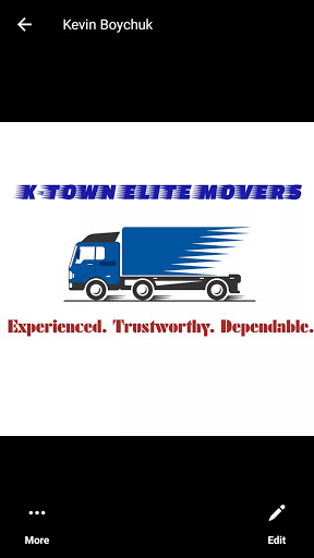 Mover K-Town Elite Movers in Kingston (ON)   LiveWay